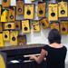 Elaine Rombola plays Os Musicos by Os Gemeos